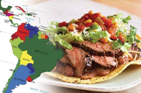 Latin-amerikai és marokkói főzőestek