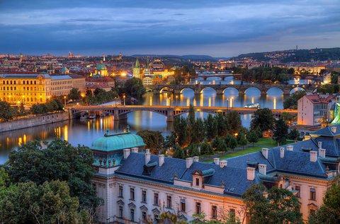 Téli kikapcsolódás a meseszép Prágában