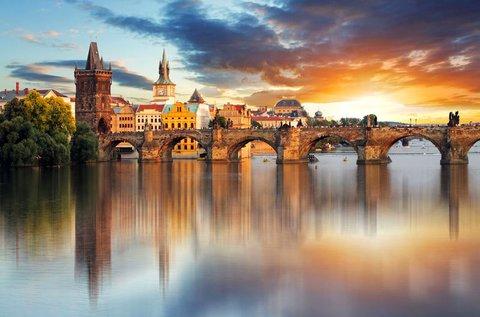 3 napos élménydús kikapcsolódás Prágában
