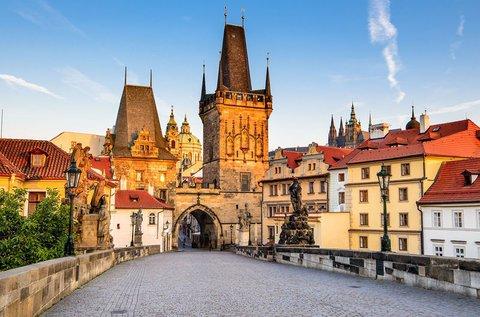 3 napos kalandozás a száztornyú Prágában
