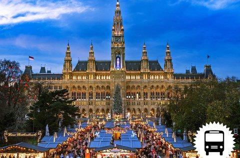 Adventi utazás Bécsbe választható programmal