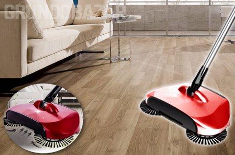 Sweeper 360 seprű köralakú kefékkel 5.990 Ft helyett 2.699 Ft-ért ... 61a11a8869