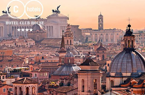 Tölts el 4 varázslatos napot Rómában!