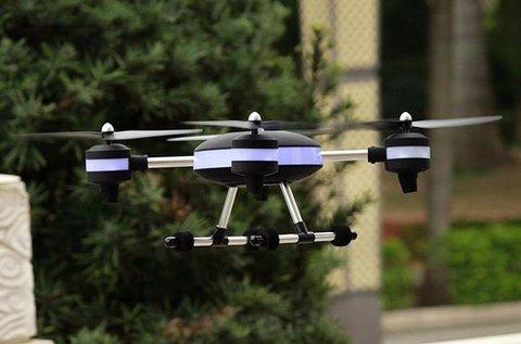 Quadrocopter röptethető készülékek, akár kamerával