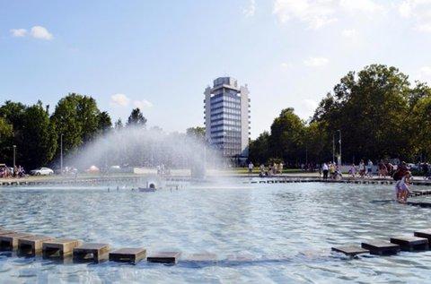 Gyógyvizes wellness Debrecenben