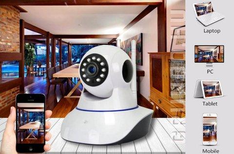Smart Guard forgatható wifi IP kamera