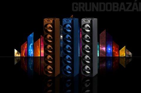 Bluetooth-os álló hangfal 5 db hangszóróval