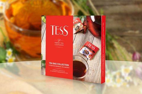 Tess filteres teaválogatás különleges ízekben