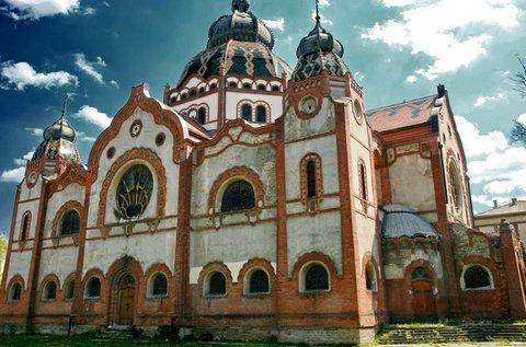 Buszos körutazás a magyar szecesszió földjén