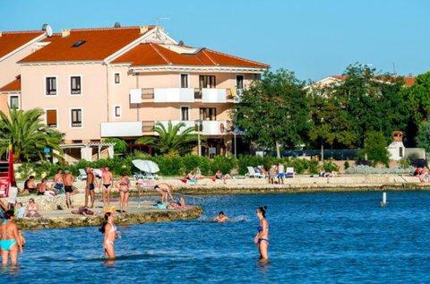6 napos családi üdülés Zadarban