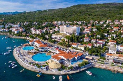Felejthetetlen nyaralás Horvátországban, Selce-n