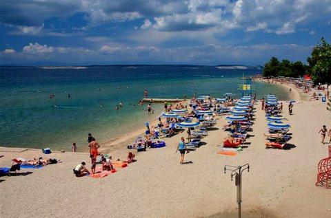6 napos családi vakáció a horvát tengerparton
