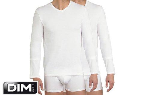 DIM férfi pólók puha pamut anyagból