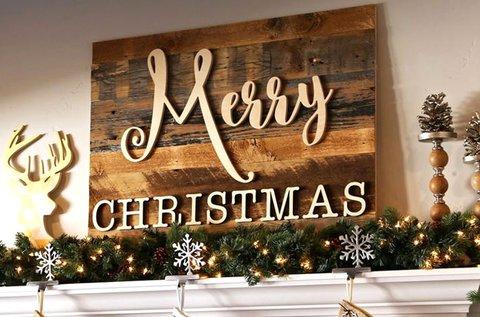 Karácsonyi utalvány kreatív programokra, termékekre