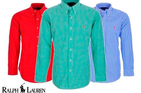 Ralph Lauren férfi ingek és kapucnis pulóverek