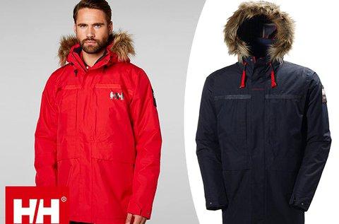 Helly Hansen Coastal 2 Parka kapucnis férfi kabát