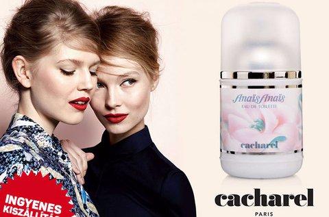 Cacharel 100 ml-es Anais Anais EDT parfüm
