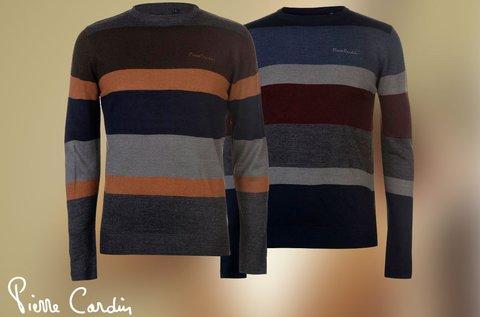 Pierre Cardin férfi pulóverek választható színben