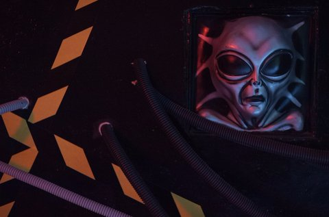 Alien Escape szabadulós játék 60 percben