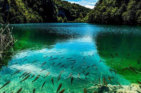 Kirándulás a lenyűgöző Plitvicei-tavakhoz