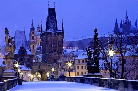 3 napos romantikus pihenés a száztornyú Prágában