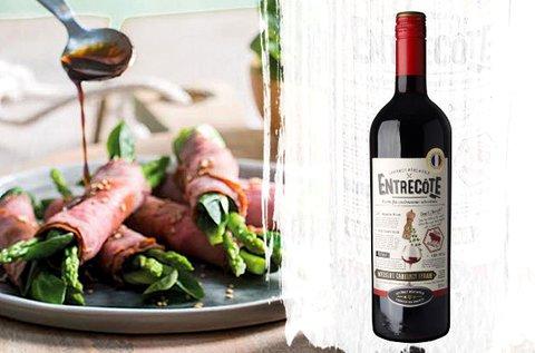 0,75 l-es Entrecote Merlot Cabernet Sauvignon