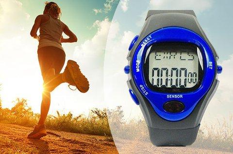 Pulzusmérő óra kalóriaszámláló funkcióval