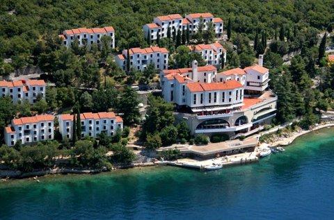 6 napos üdülés a horvát tengerparton, Kraljevicában