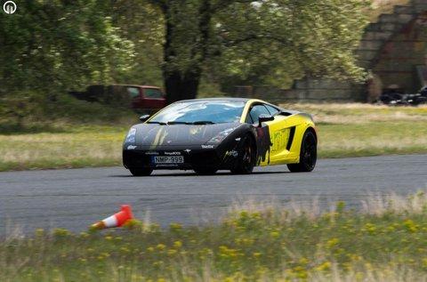 Száguldj egy Lamborghini Gallardo LP 550-2 autóval!