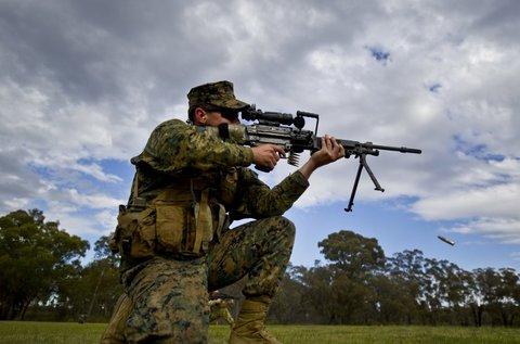 Élménylövészet 6 féle fegyverrel, íjászattal