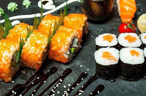 23 db-os Sakura sushi menü 1 fő részére
