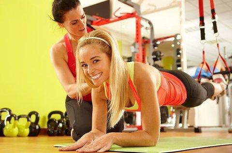 3 alkalmas női személyi edzés