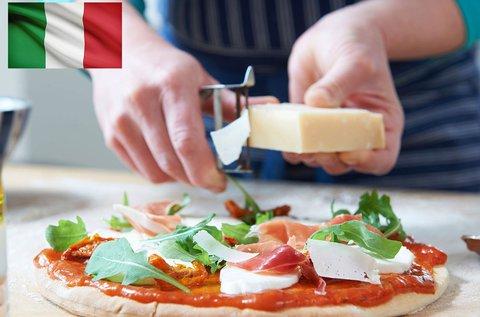 Olasz pizzakészítő kurzus