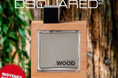 Dsquared2 He Wood eau de toilette férfiaknak