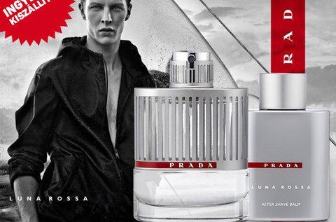 Prada Luna Rossa parfüm szett férfiaknak