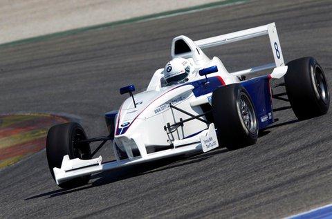 Formula BMW versenyautó vezetés Kiskunlacházán