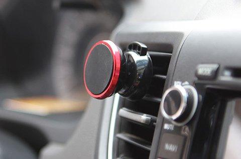 Forgatható mágneses telefontartó autóba
