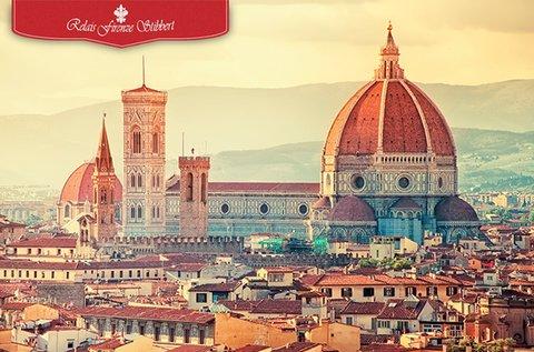 Firenzei városlátogatás kettesben