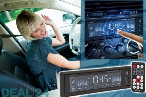 MNC mp3-as érintőképernyős autórádió