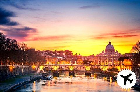 4 napos utazás Rómába repülővel