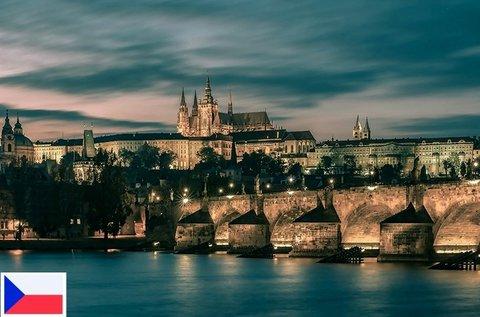 3 napos élménydús pihenés Prágában