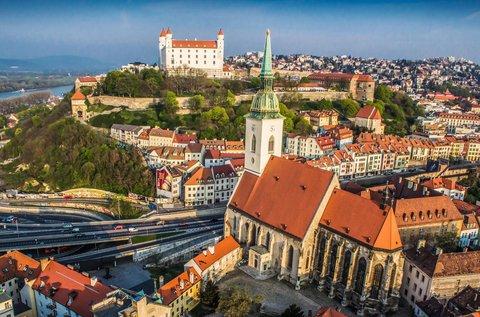 Húsvéti kirándulás Pozsonyba és Schlosshofba