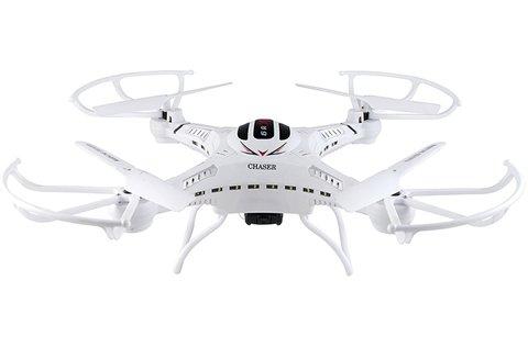 3GO fehér Valkyria2 drón