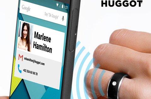 Nexus Huggot okosgyűrű