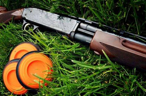 Koronglövészet 55 golyóval és oktatással