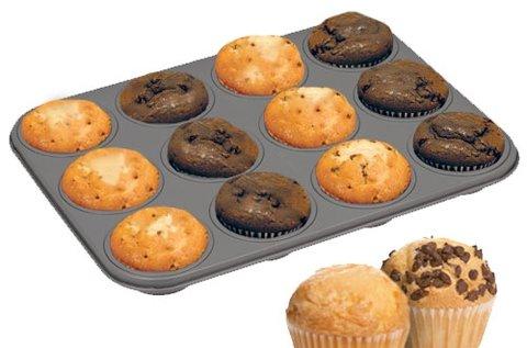 12 db-os muffin sütőforma