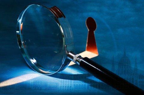 Rejtélyek Városa 2 órás szabadtéri nyomozás
