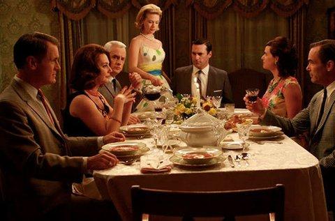 Rejtélyes vacsora logikai társas- vagy szerepjáték