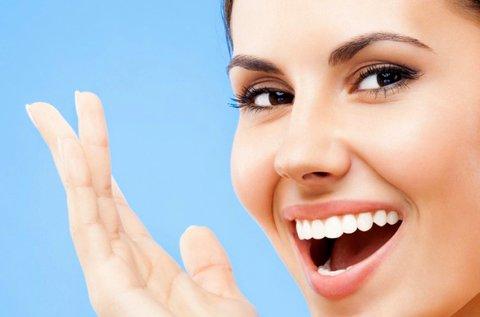 Polírozás ultrahangos fogkő-eltávolítással