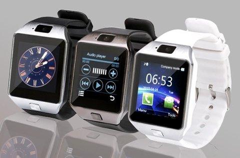 DZ09 Smart Android okosóra 3 színben